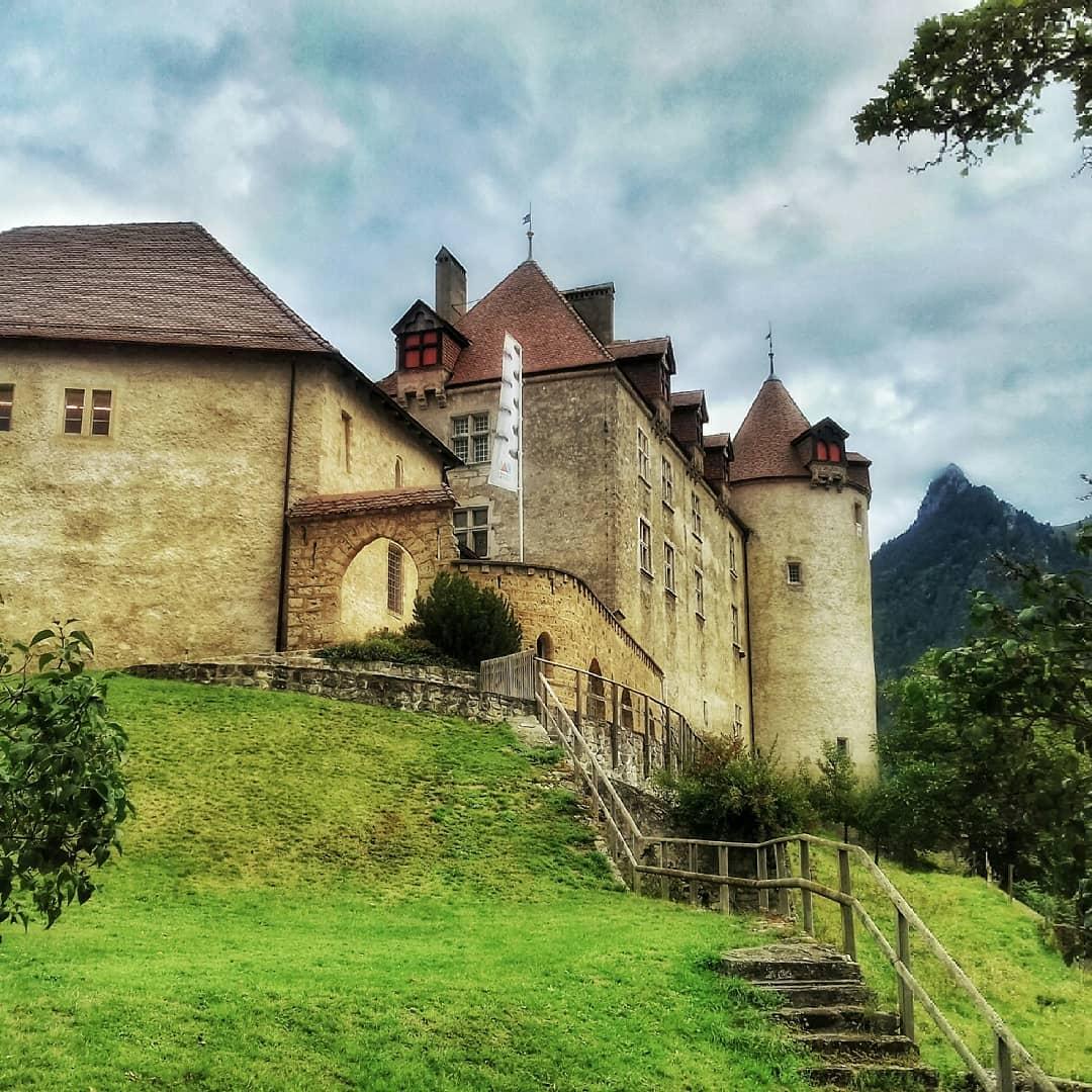 Château de Gruyères, Thụy Sỹ