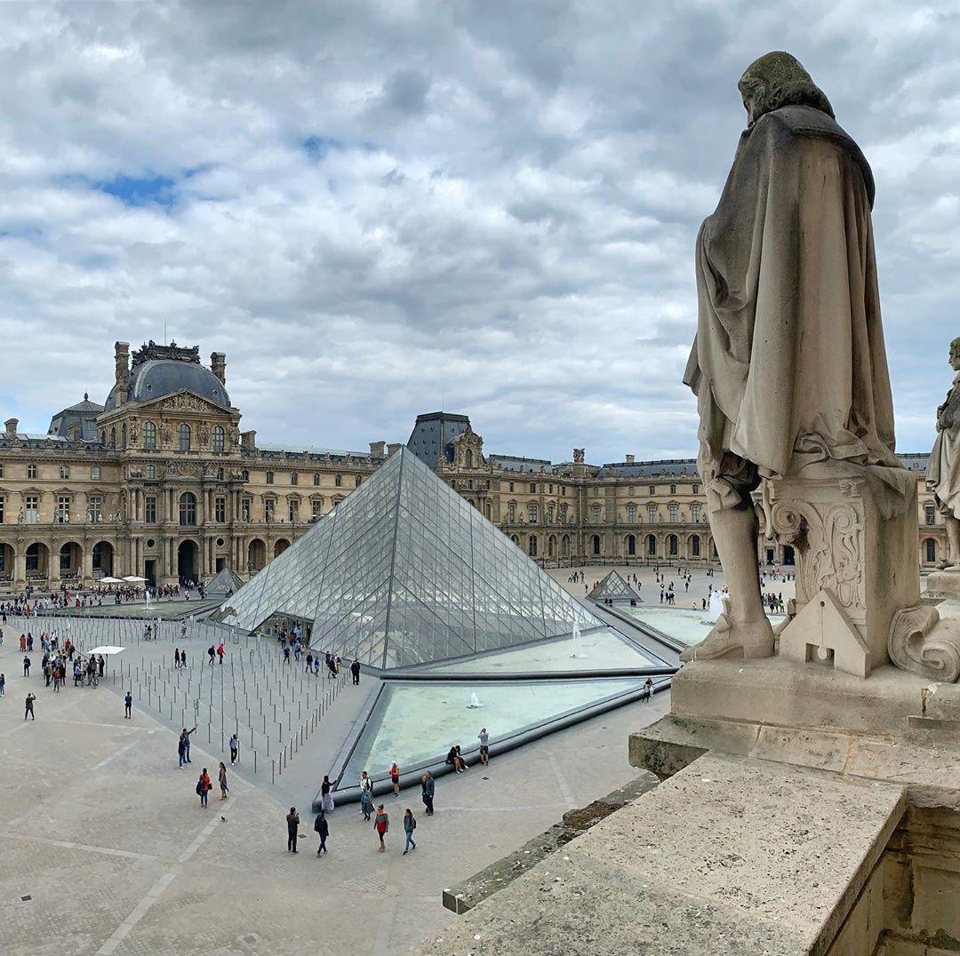 Musée du Louvre, Paris, Pháp