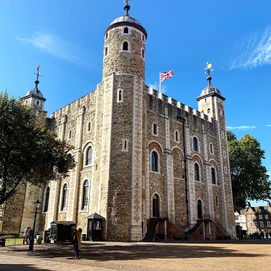 Tower of London, Anh