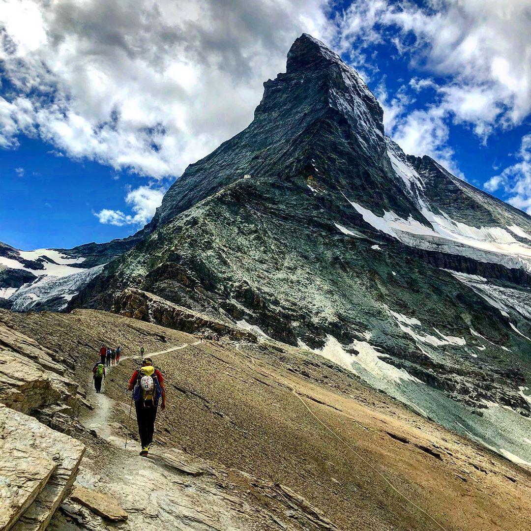 Matterhorn, Thụy Sỹ