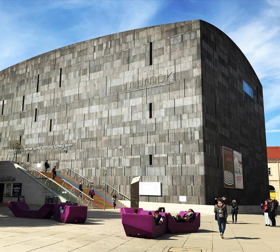 Bảo tàng nghệ thuật đương đại Mumok, Vienna, Áo