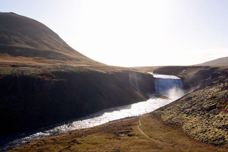 Þórufoss, Iceland