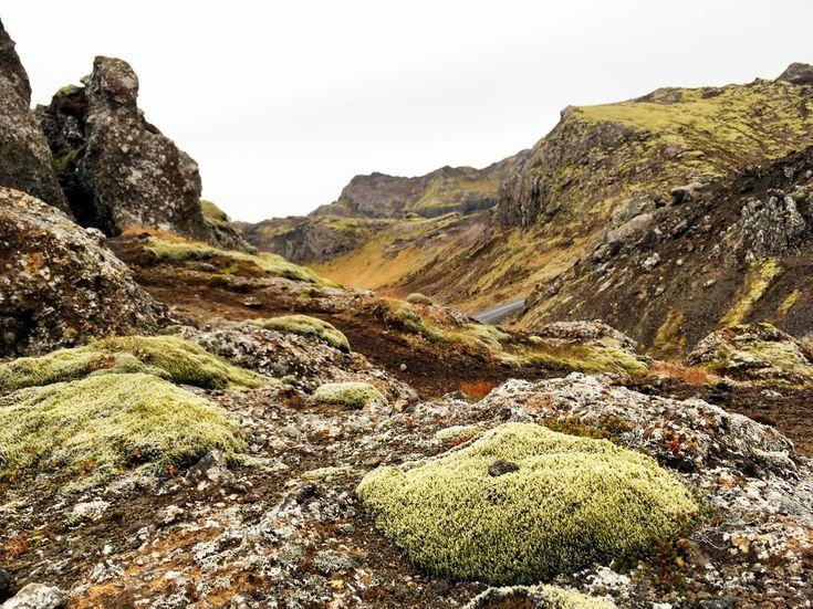 Hengilssvæðið, Iceland
