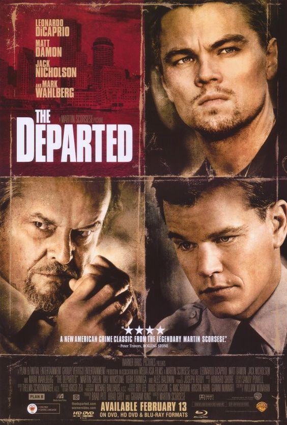 Những phim Mỹ bị Trung Quốc cấm chiếu - The Departed
