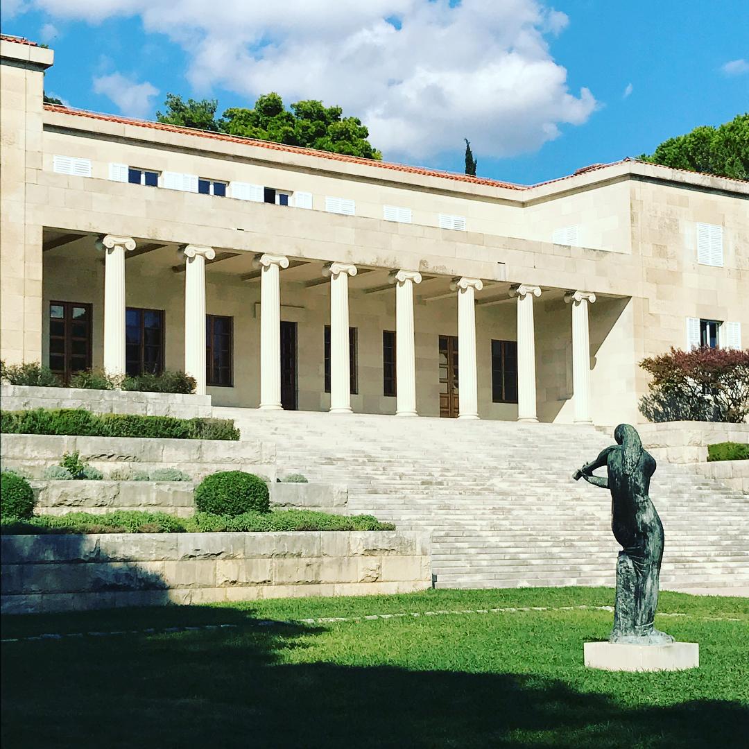 Khu trưng bày Ivan Meštrović, Croatia
