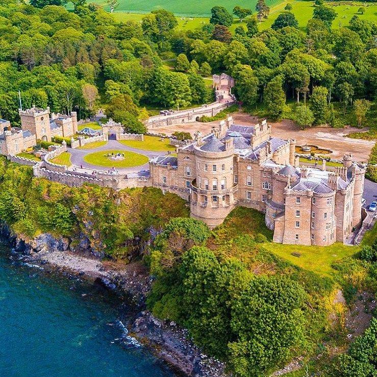Lâu đài Culzean, Scotland