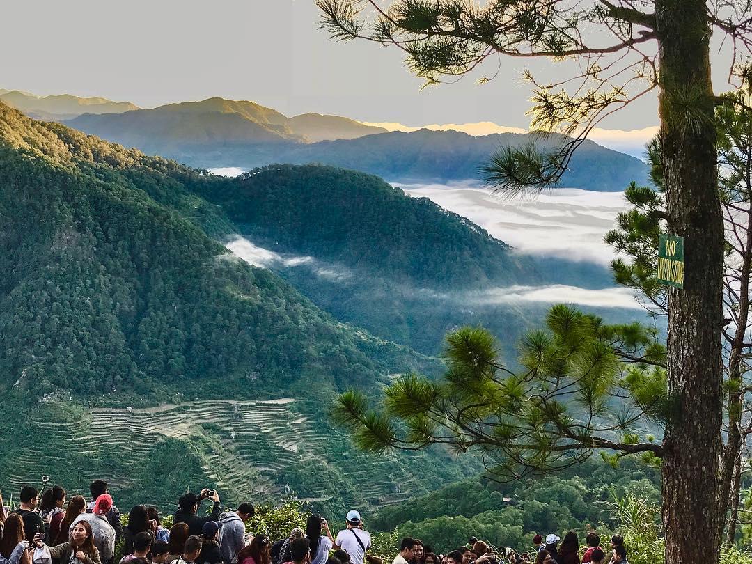 Núi Kiltepan, Thị trấn Sagada, Philippines