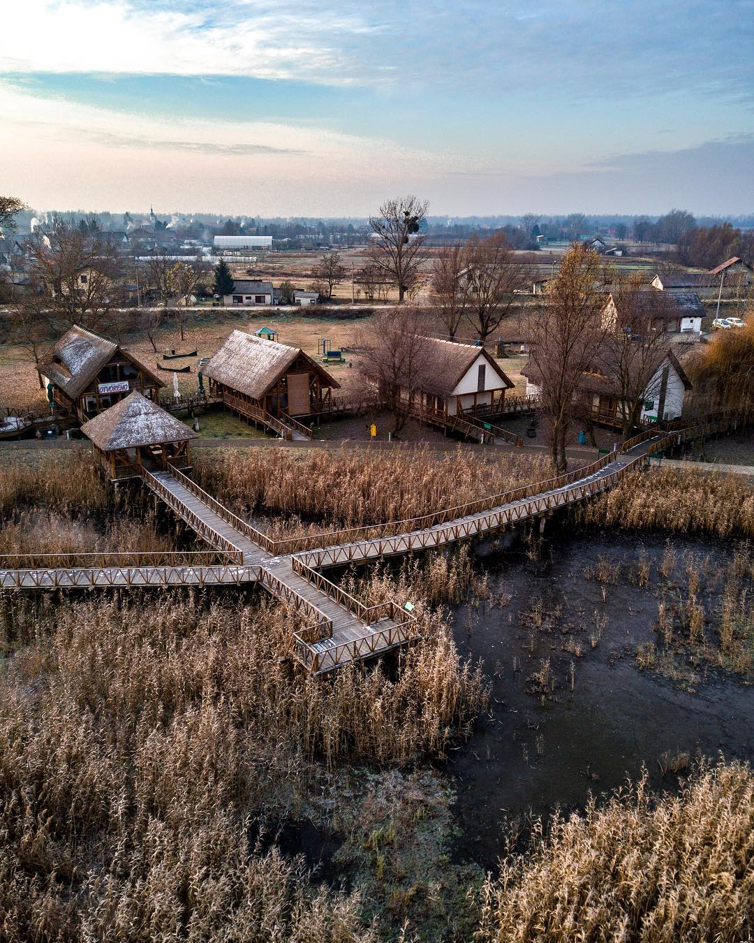 Kopački Rit, Slavonia, Croatia