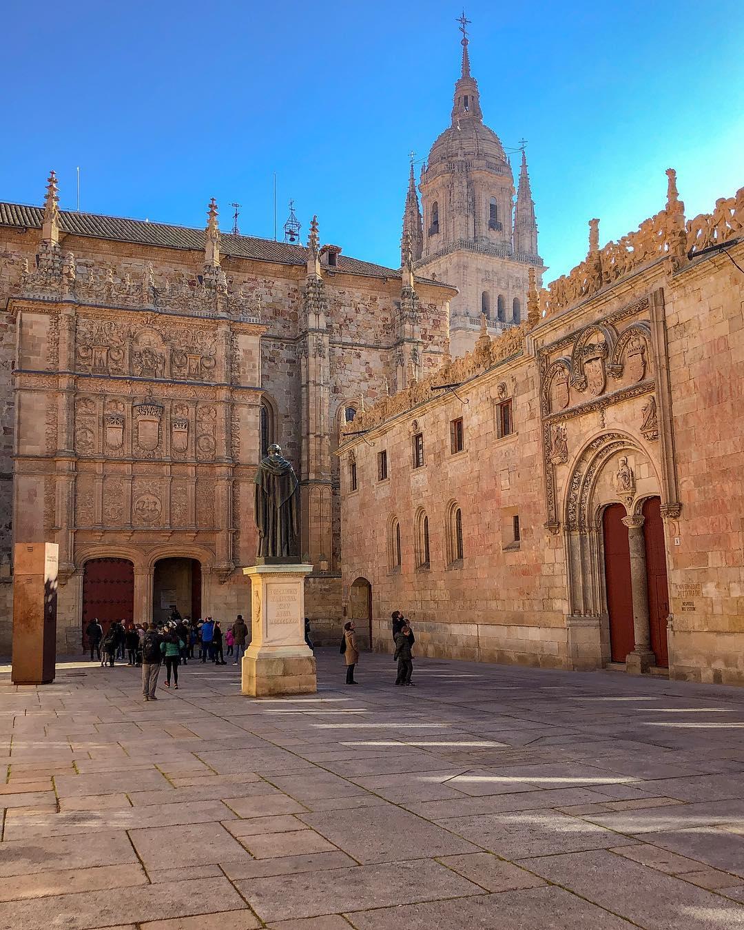 Universidad de Salamanca, Tây Ban Nha