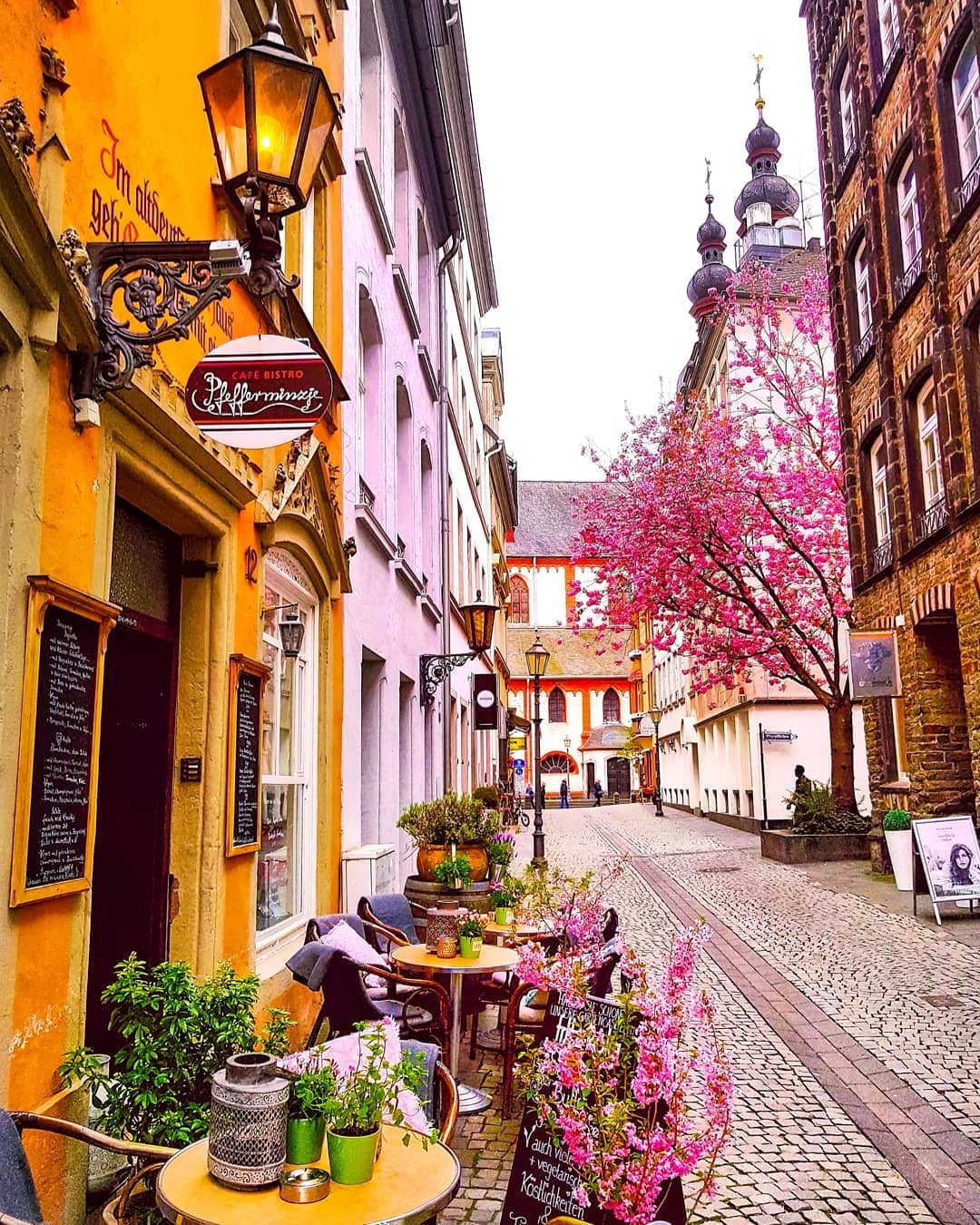 Koblenz, Đức