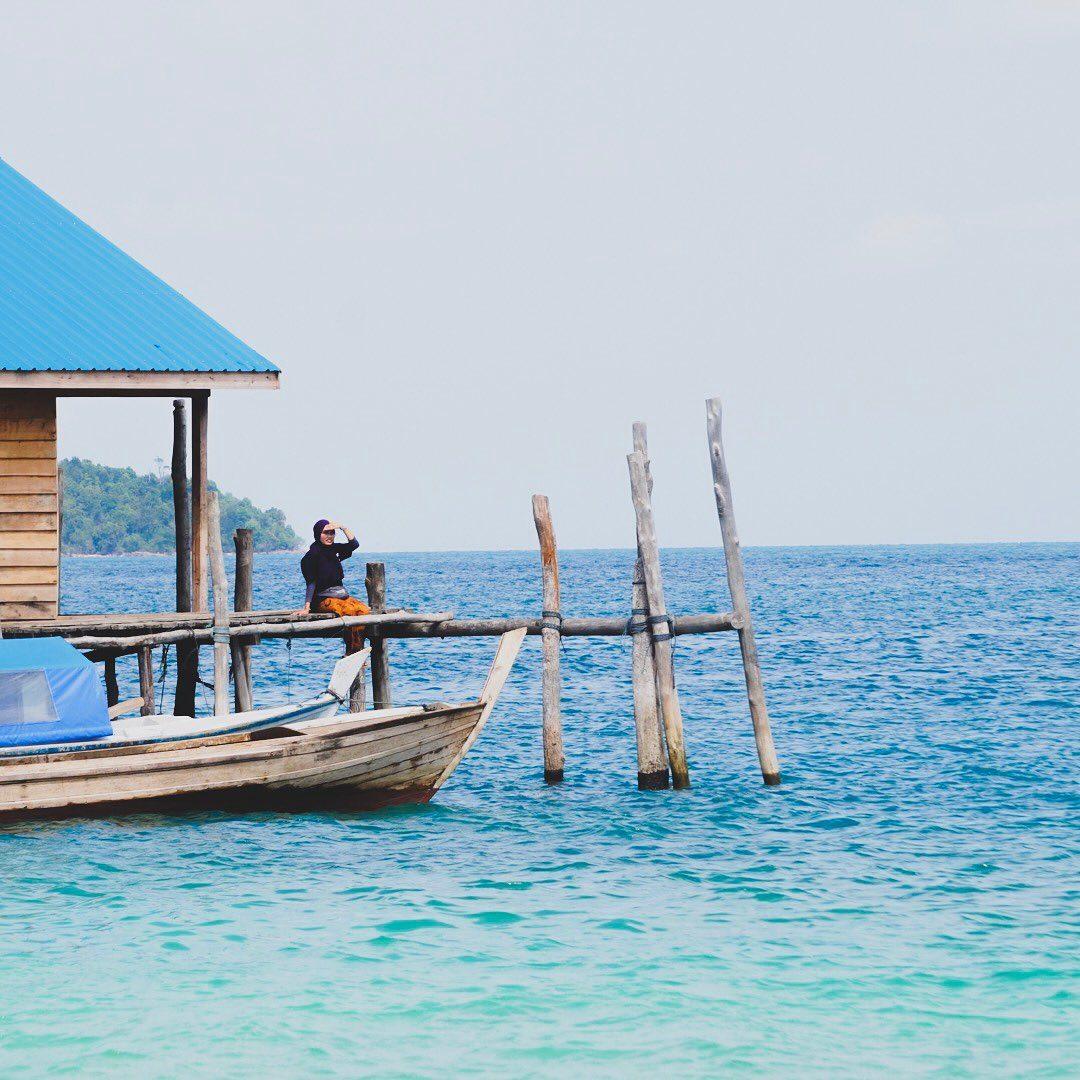 Pulau Lingga, Indonesia