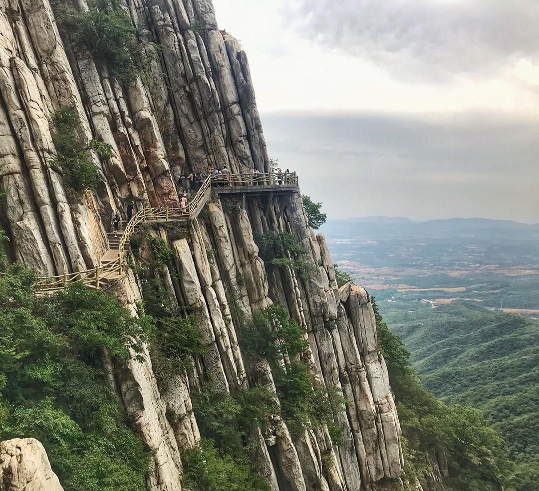 Núi Tung Sơn, Hà Nam, Trung Quốc