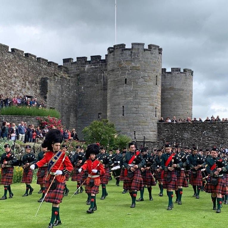 Lâu đài Stirling, Scotland