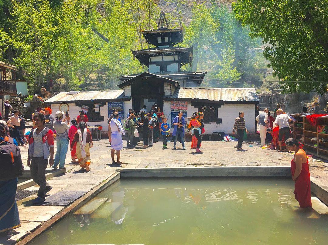 Đền Muktinath, Nepal