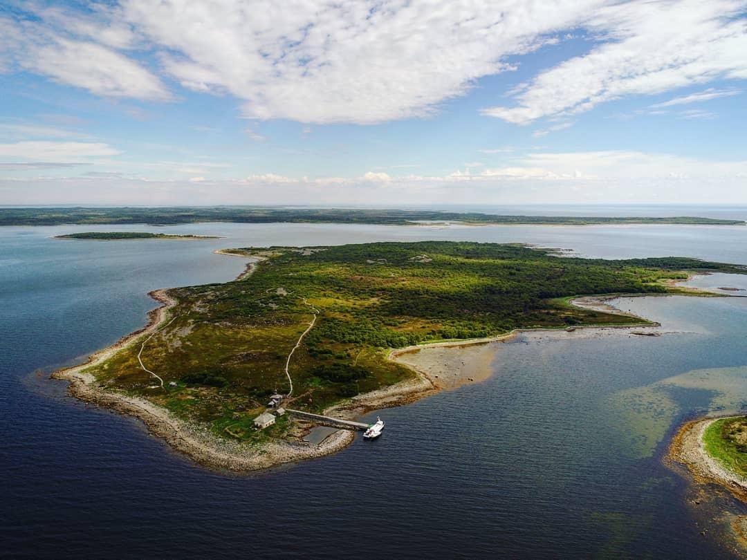 Quần đảo Solovetsky, Nga