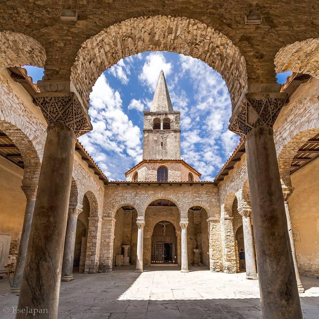 Poreč / The Euphrasian Basilica, Croatia