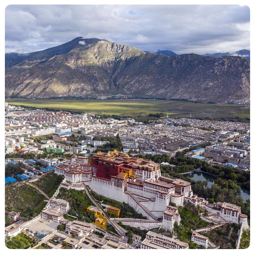 Lhasa, khu tự trị Tây Tạng, Trung Quốc