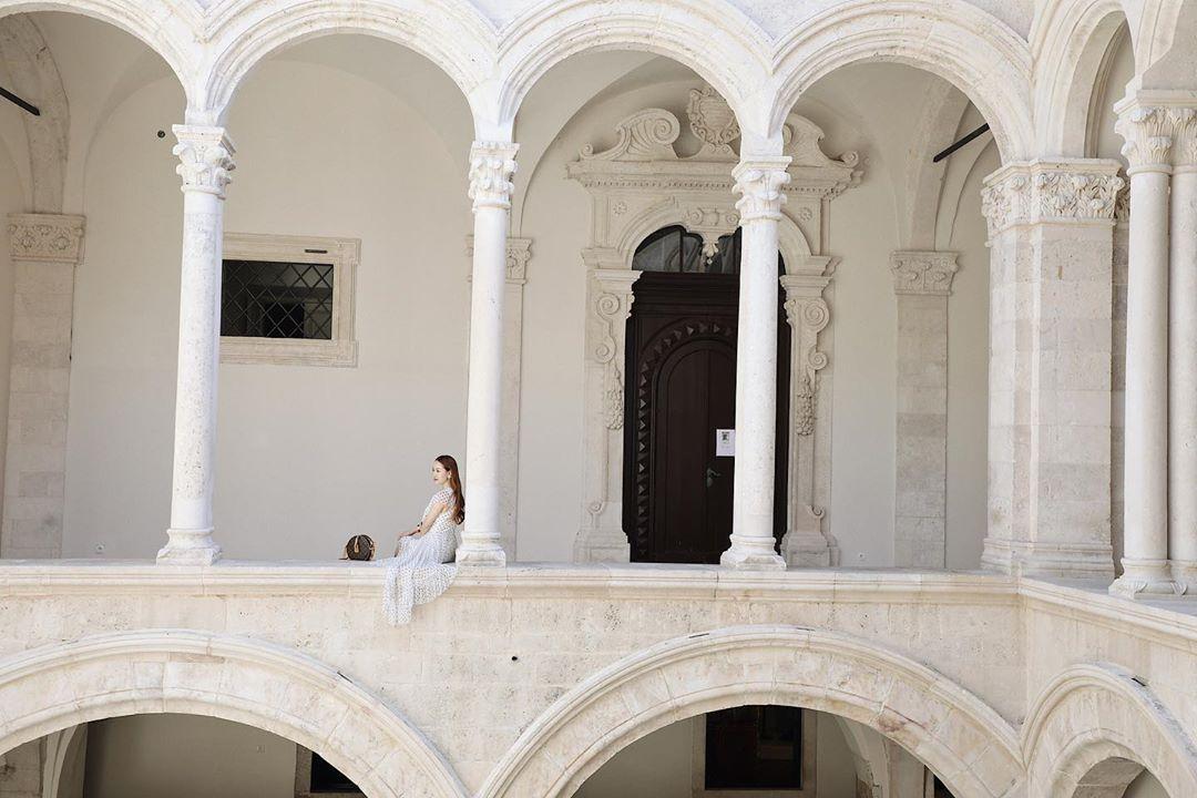 Rector's Palace, Slano, Dubrovnik, Croatia