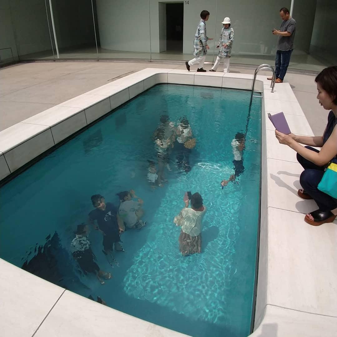 Bảo tàng nghệ thuật đương đại thế kỷ 21, tỉnh Kanazawa, Nhật Bản