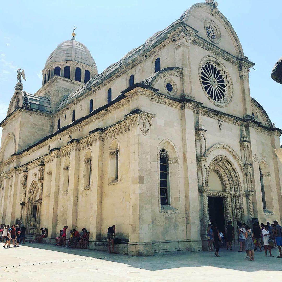 Thánh đường St James, Sibenik, Croatia