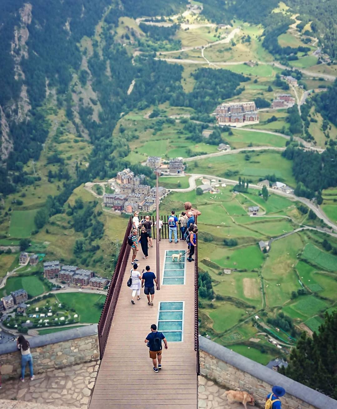 Roc del Quer, Andorra