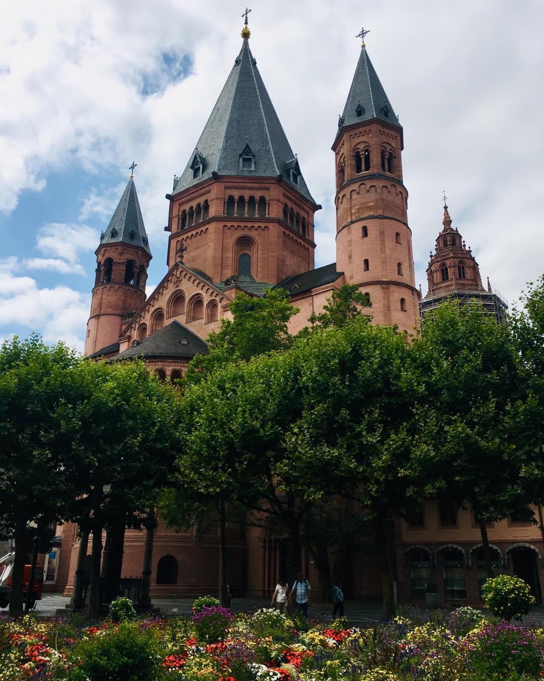 Mainzer Dom, Đức