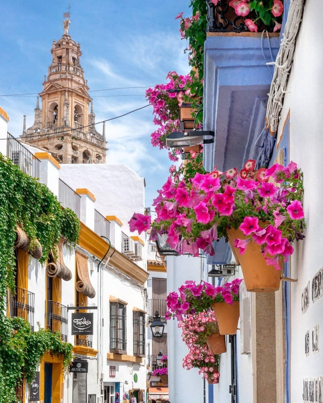 Judería de Córdoba, Tây Ban Nha