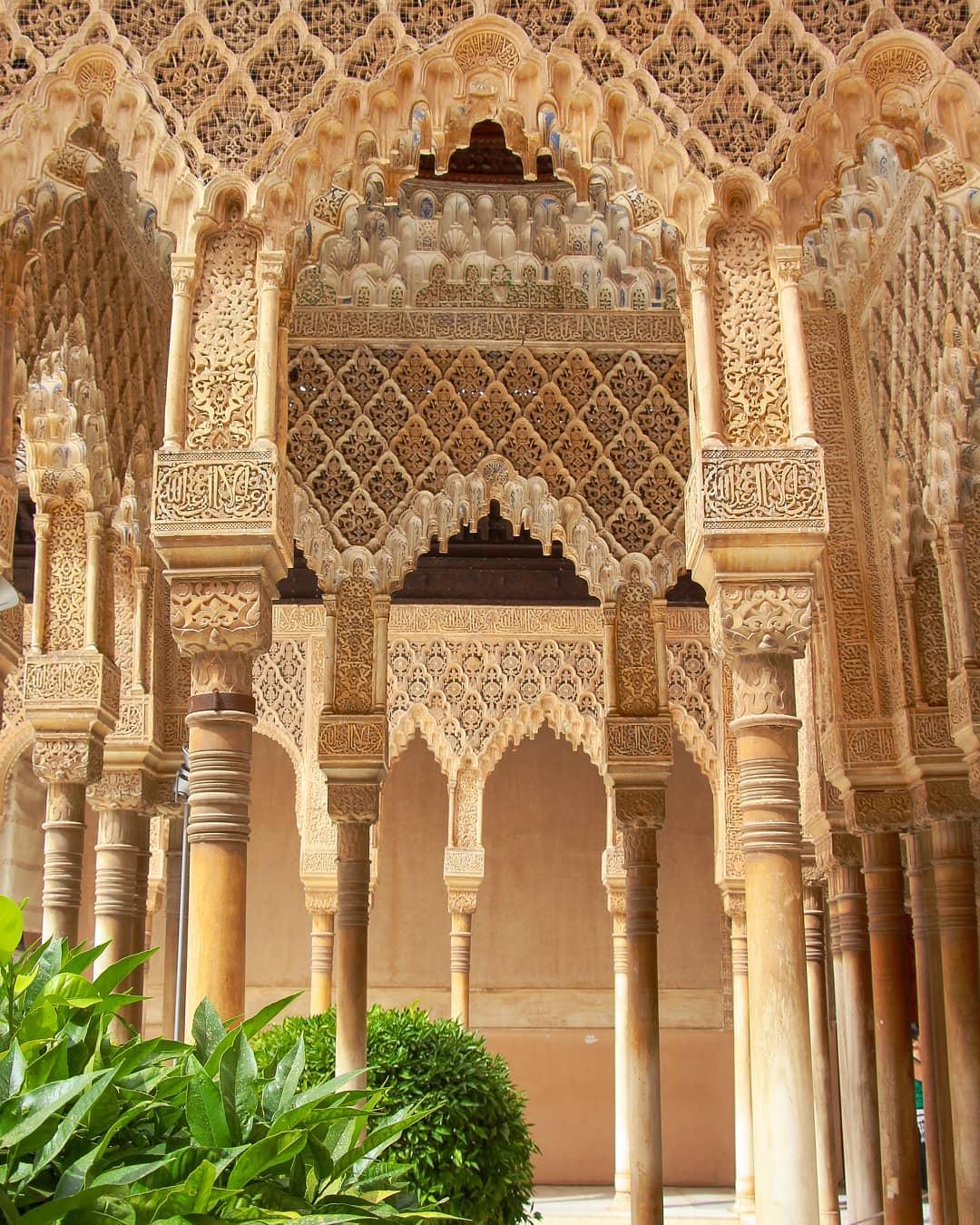 La Alhambra, Granada, España, Tây Ban Nha