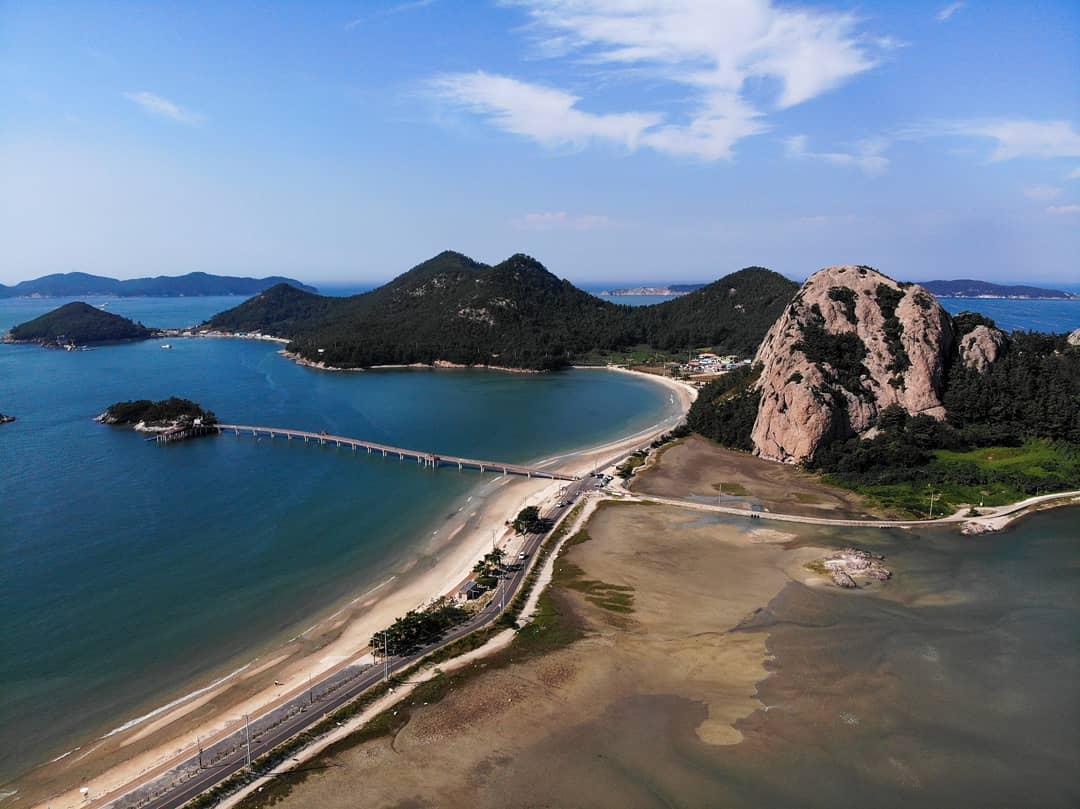 Đảo Seonyudo, Hàn Quốc