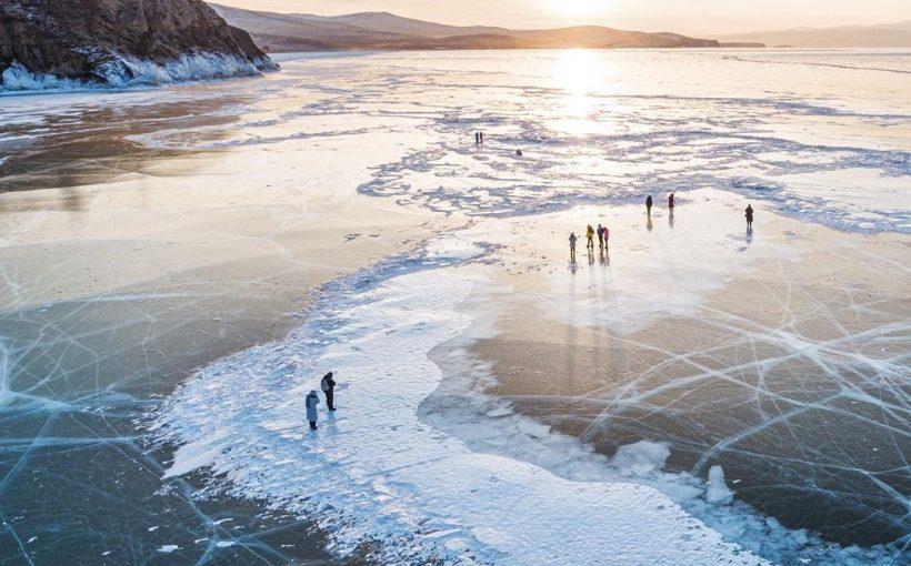 14 cảnh quan thiên nhiên tuyệt đẹp ở Nga