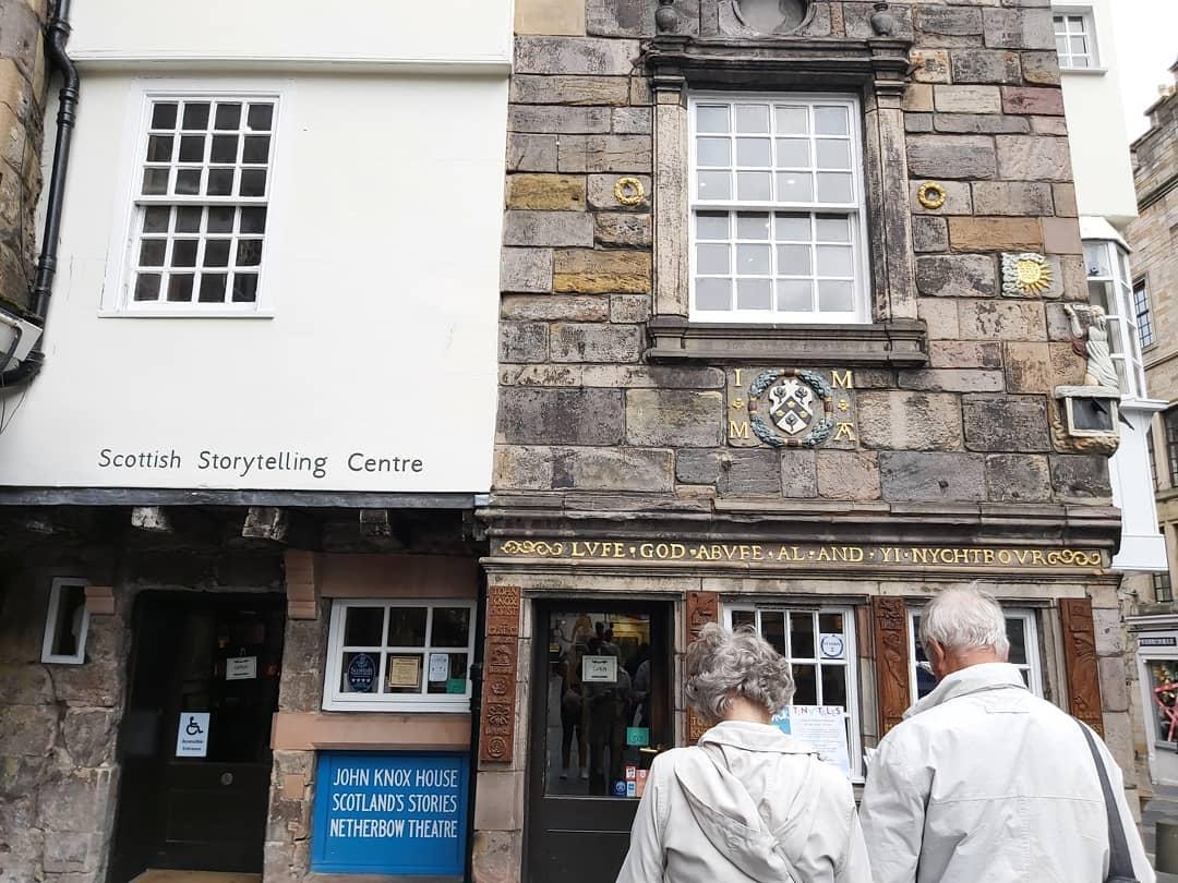 Scottish Storytelling Centre, Scotland