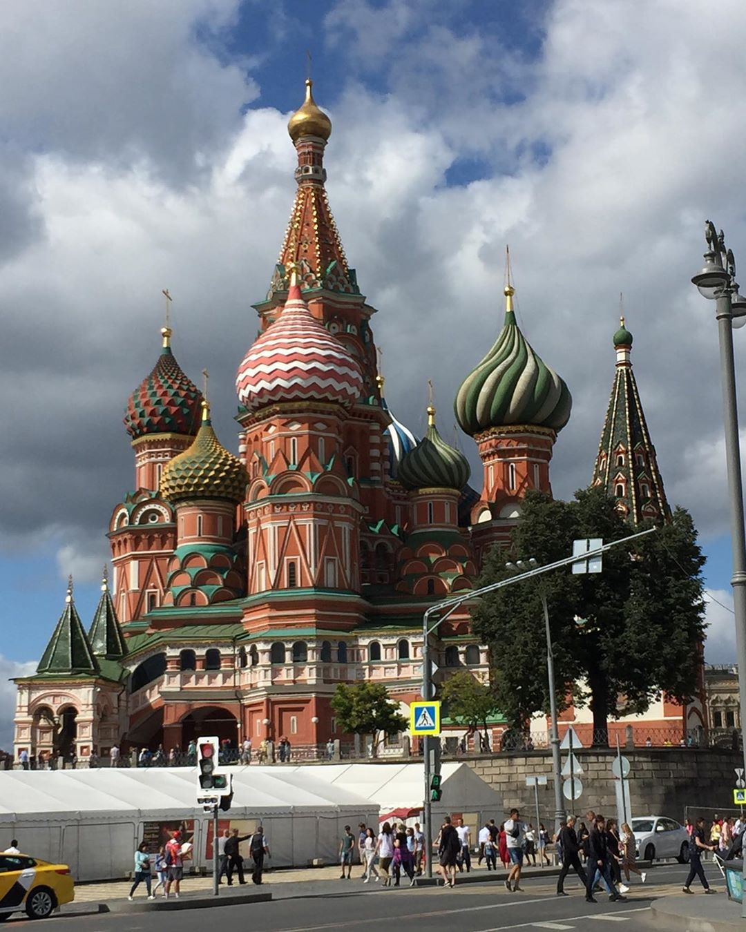Golden Ring (Vành đai vàng), Moscow, Nga