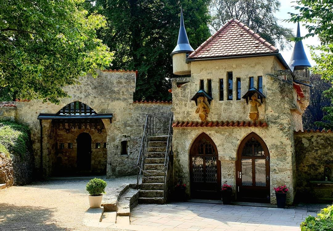 Schloss Lichtenstein, Đức