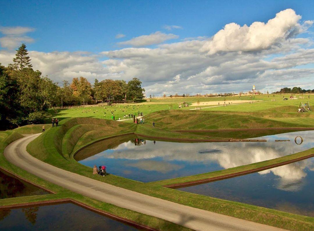 Công viên Jupiter Artland, Scotland