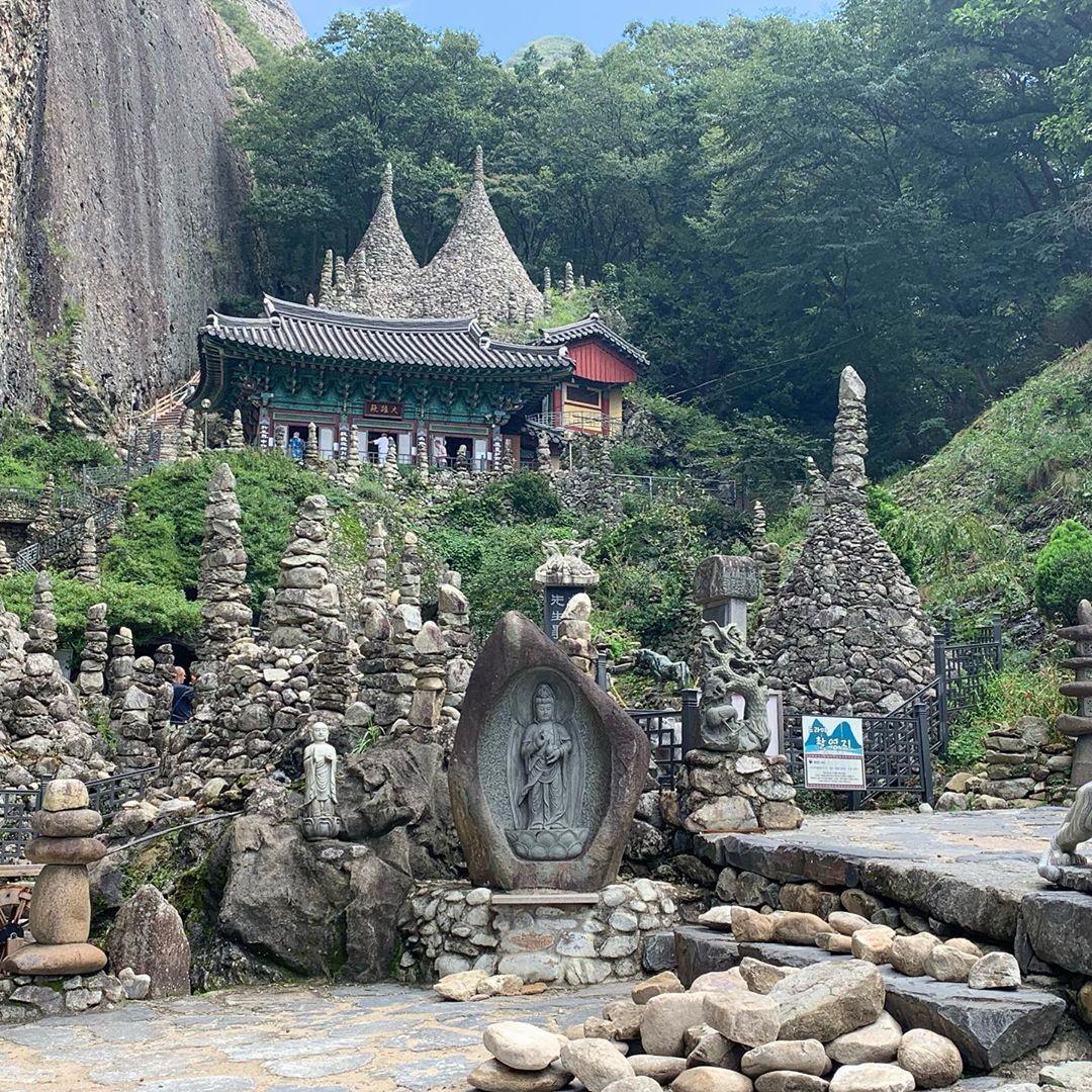 Đền Tapsa, Hàn Quốc