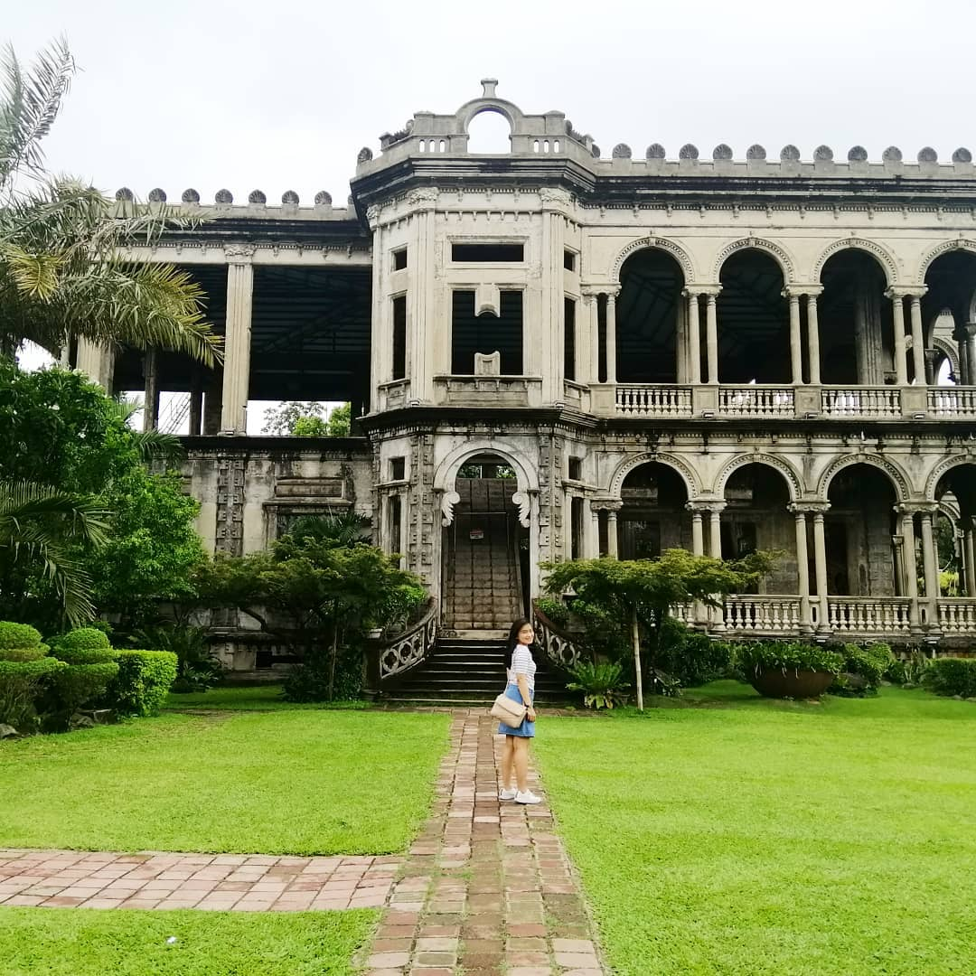 The Ruins, Bacolod, Silay, Philippines