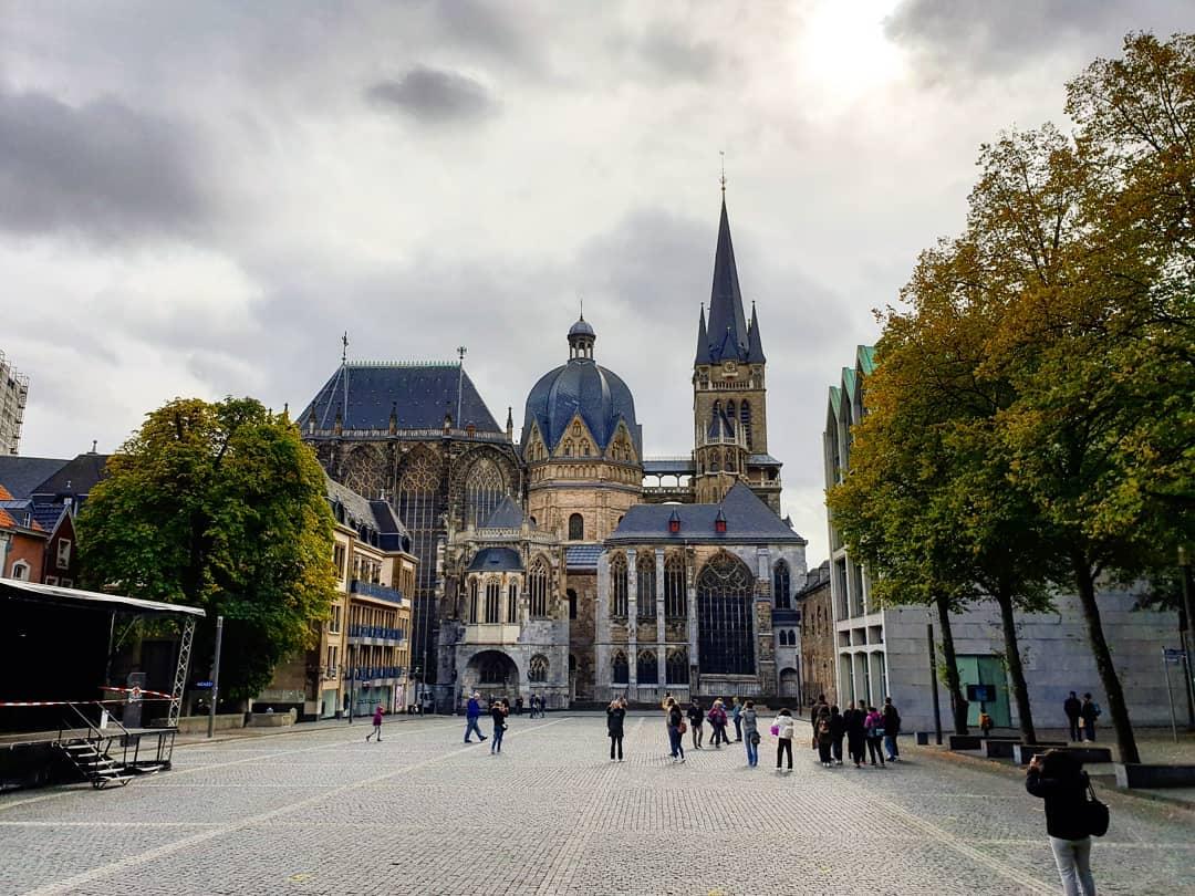 Aachen, Đức