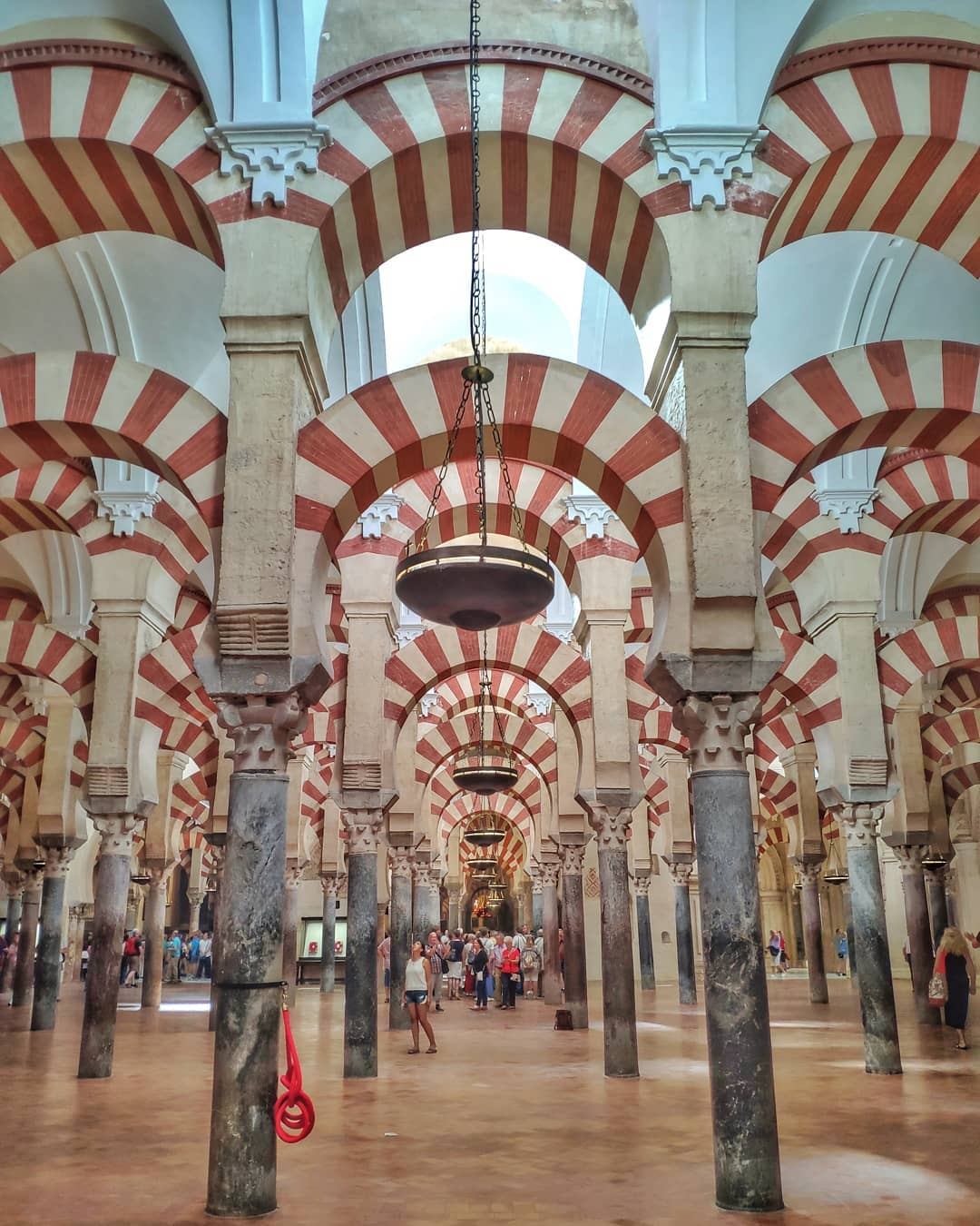 La Mezquita, Cordoba, Tây Ban Nha