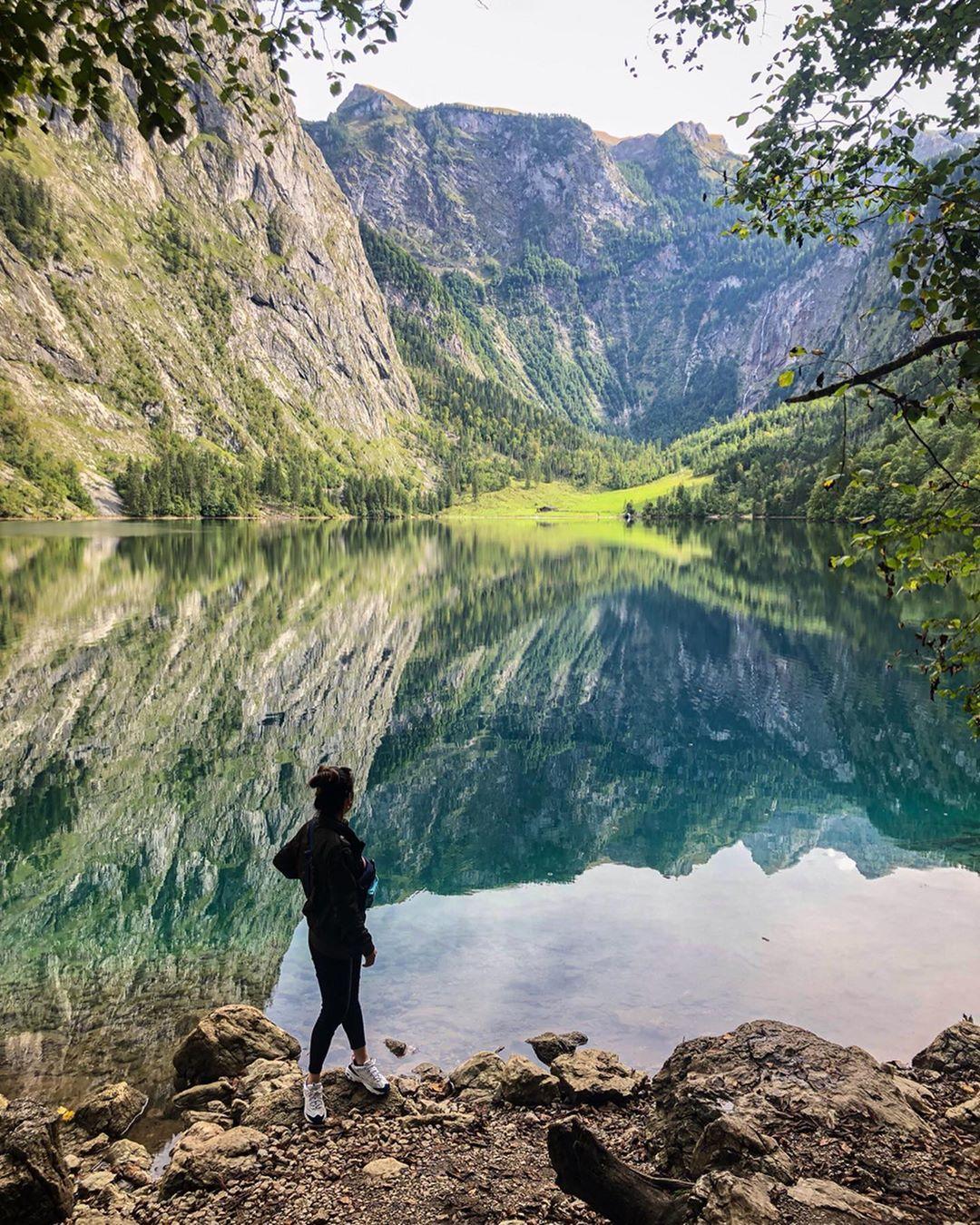 Hồ Obersee, Berchtesgaden, Đức