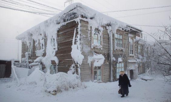 Yakutsk, thủ phủ của Cộng hòa Sakha, Nga