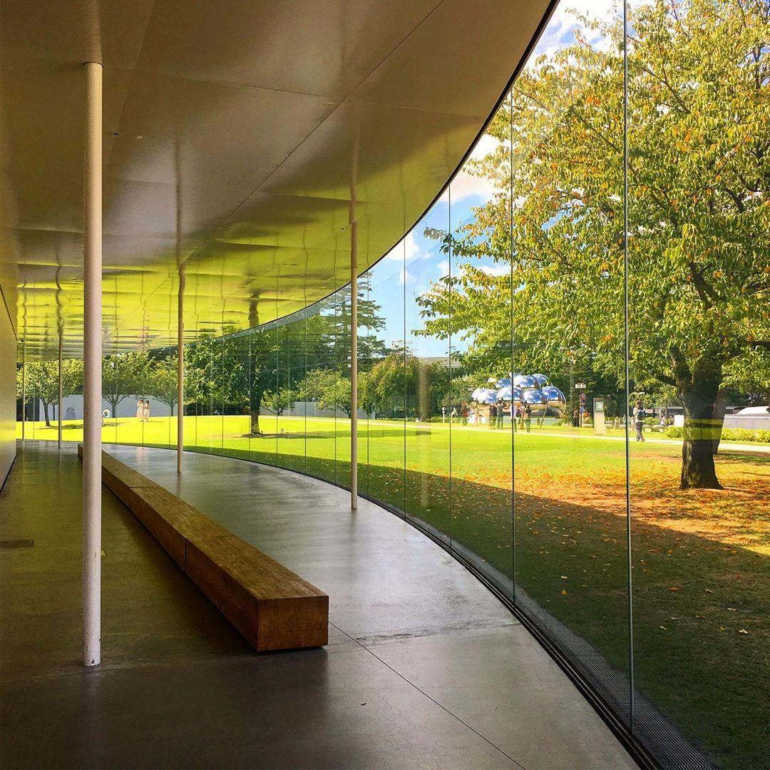 Bảo tàng nghệ thuật đương đại thế kỷ 21, tỉnh Kanazawa