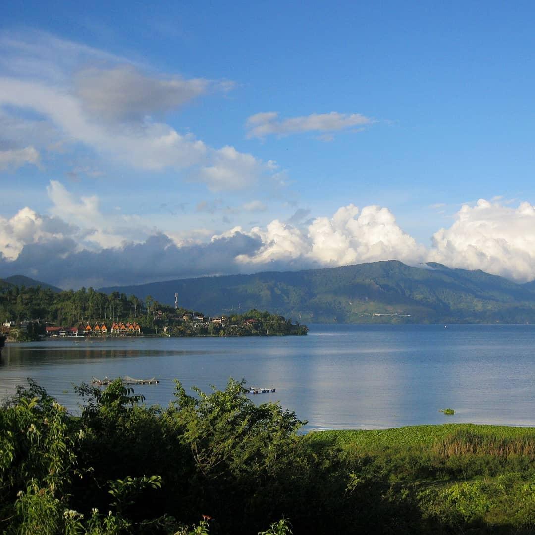 Hồ Toba, đảo Sumatra, Indonesia