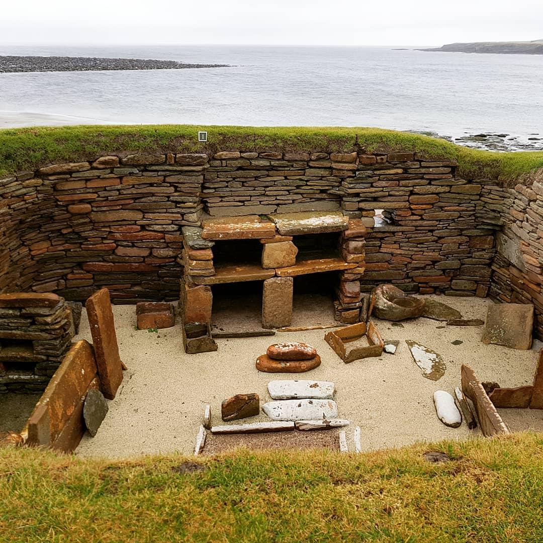 Skara Brae, Scotland