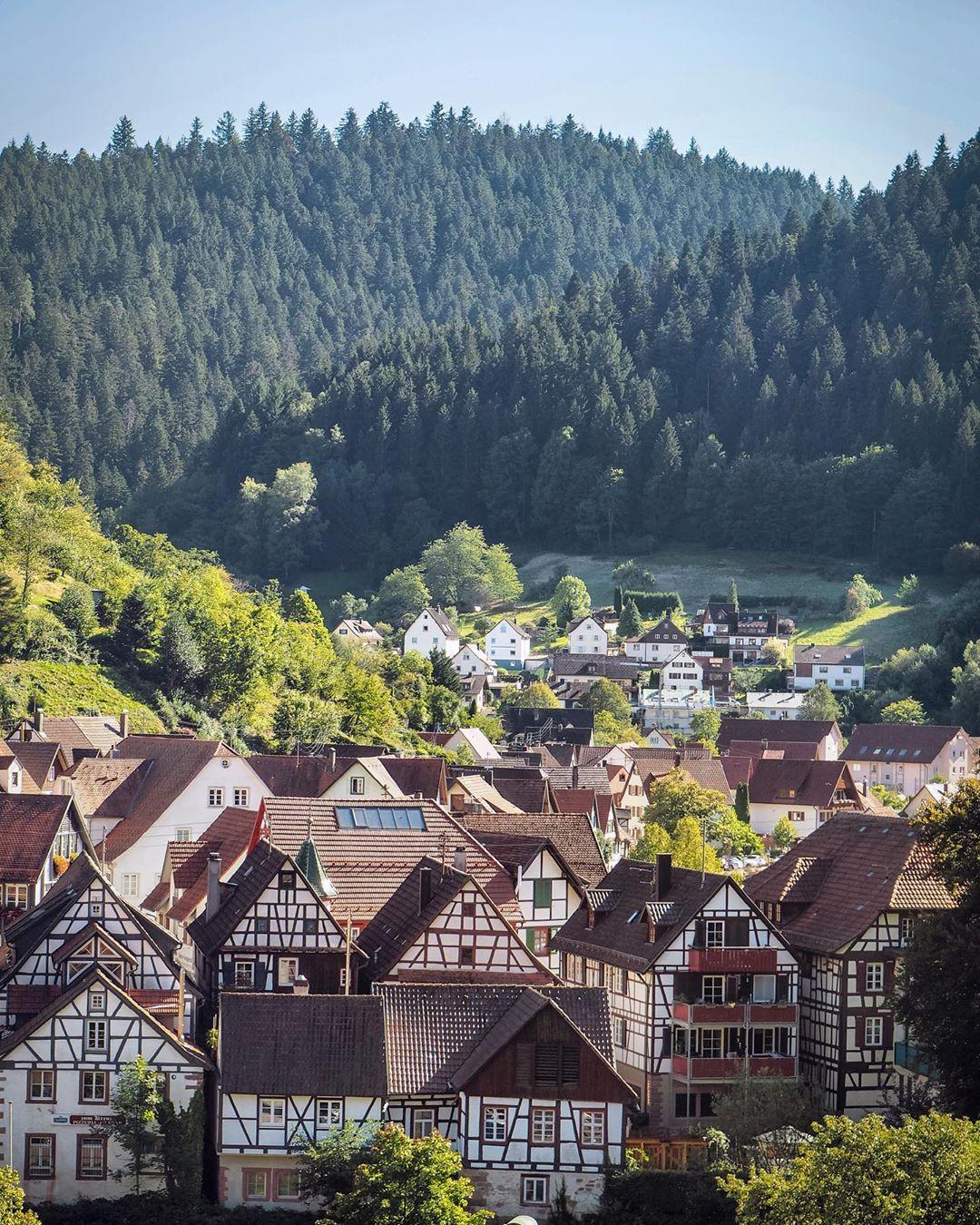 Schiltach, Rừng đen, Đức