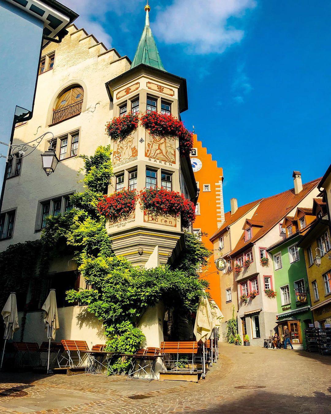 Meersburg Konstanz am Bodensee, Đức