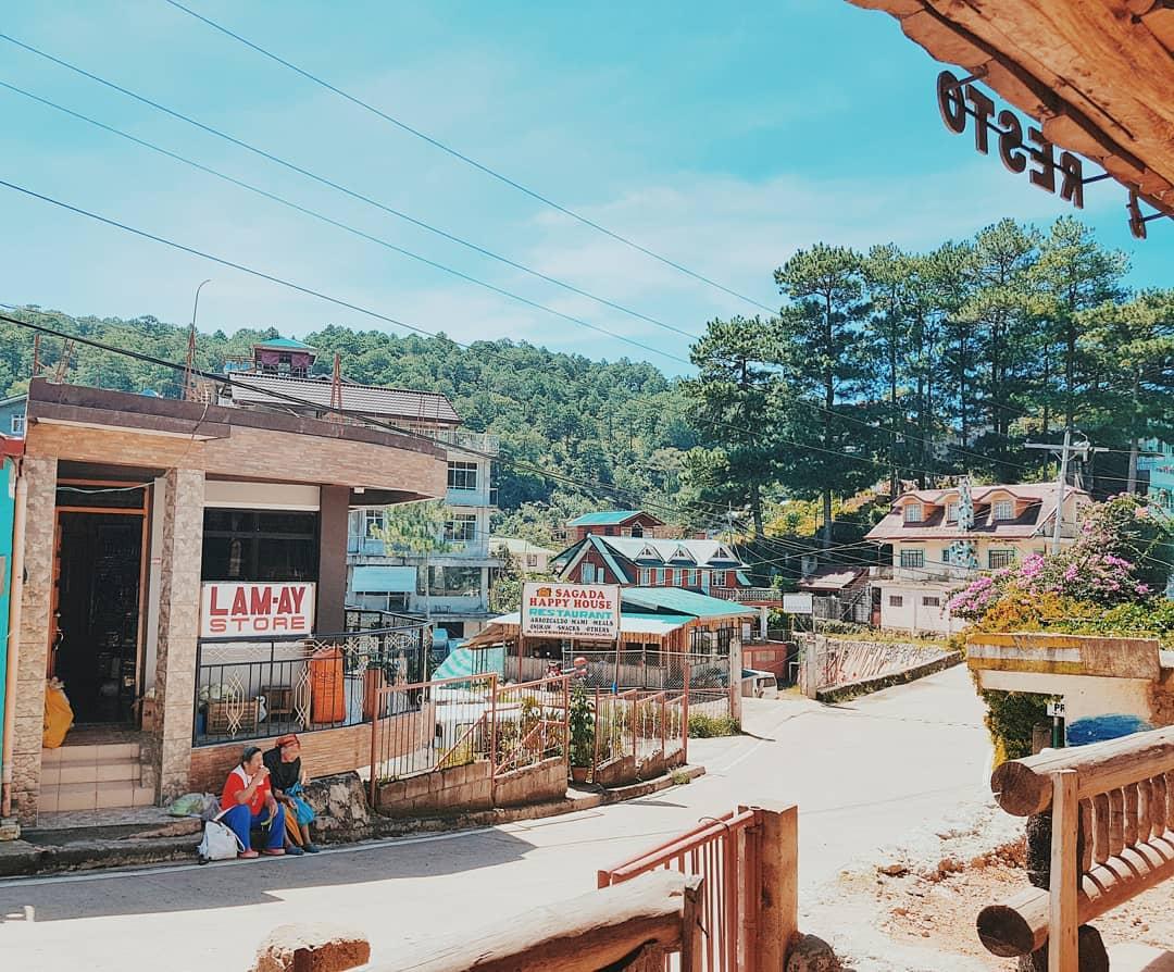 Thị trấn Sagada, Philippines
