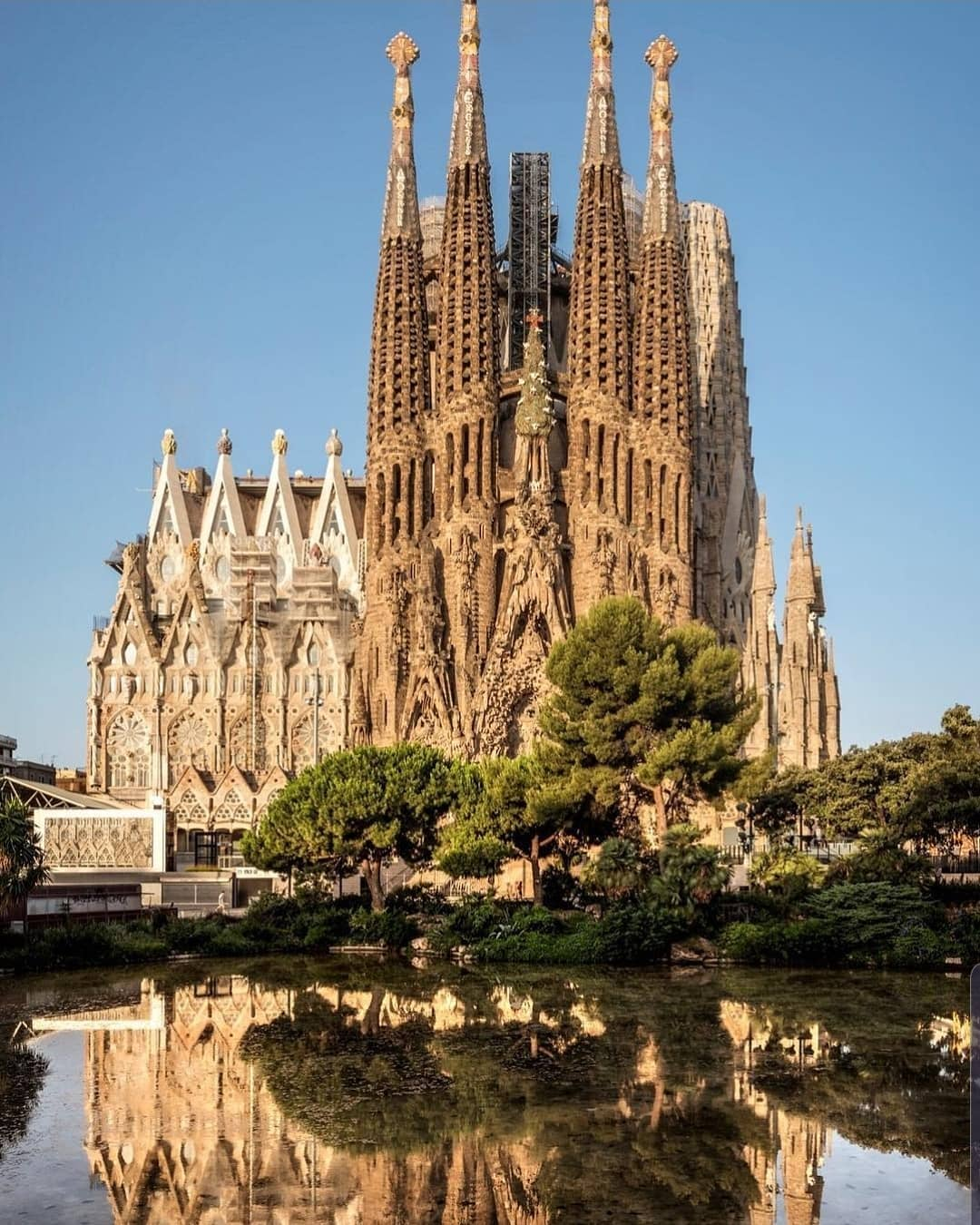 Sagrada Família, Barcelona, Tây Ban Nha