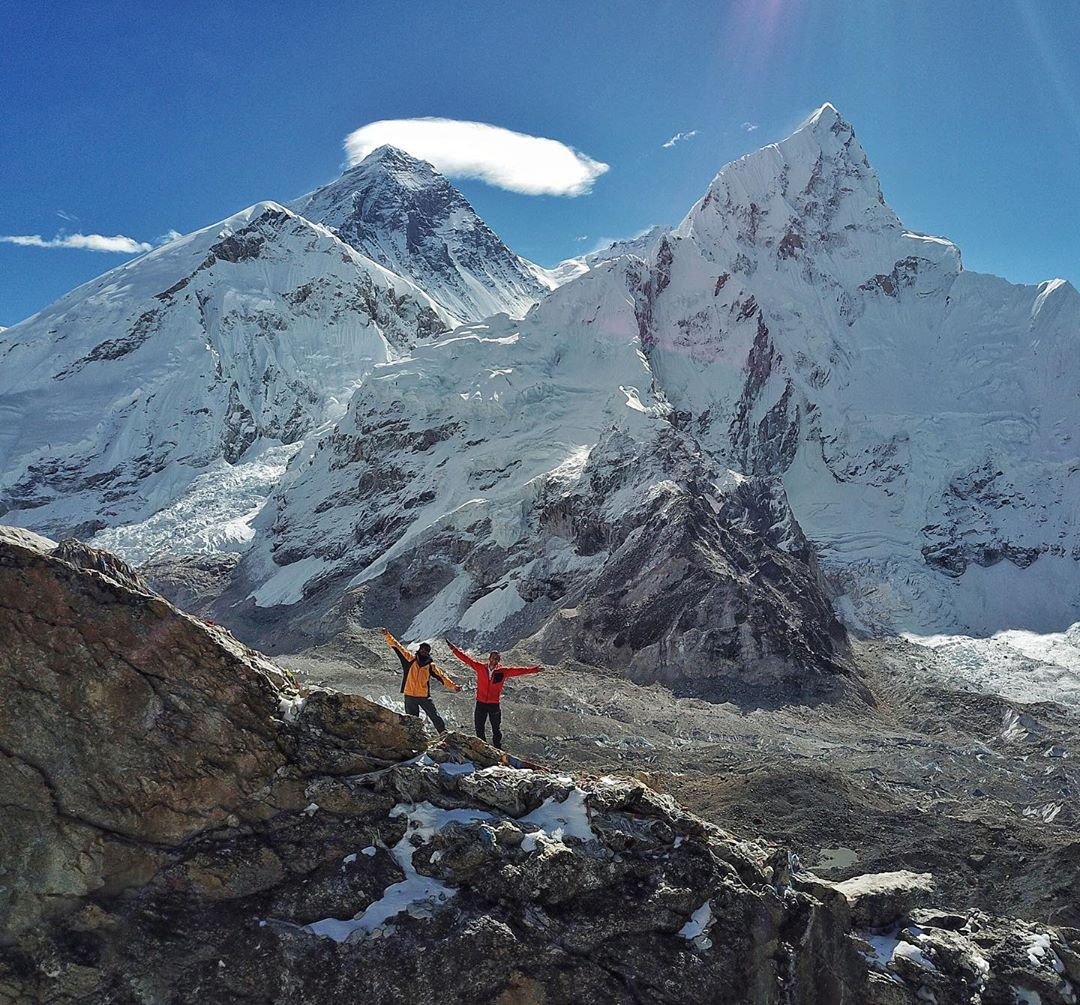 Kala Patthar, Everest (Sagarmatha), Nepal