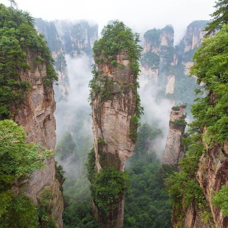 Trương Gia Giới, Hồ Nam, Trung Quốc