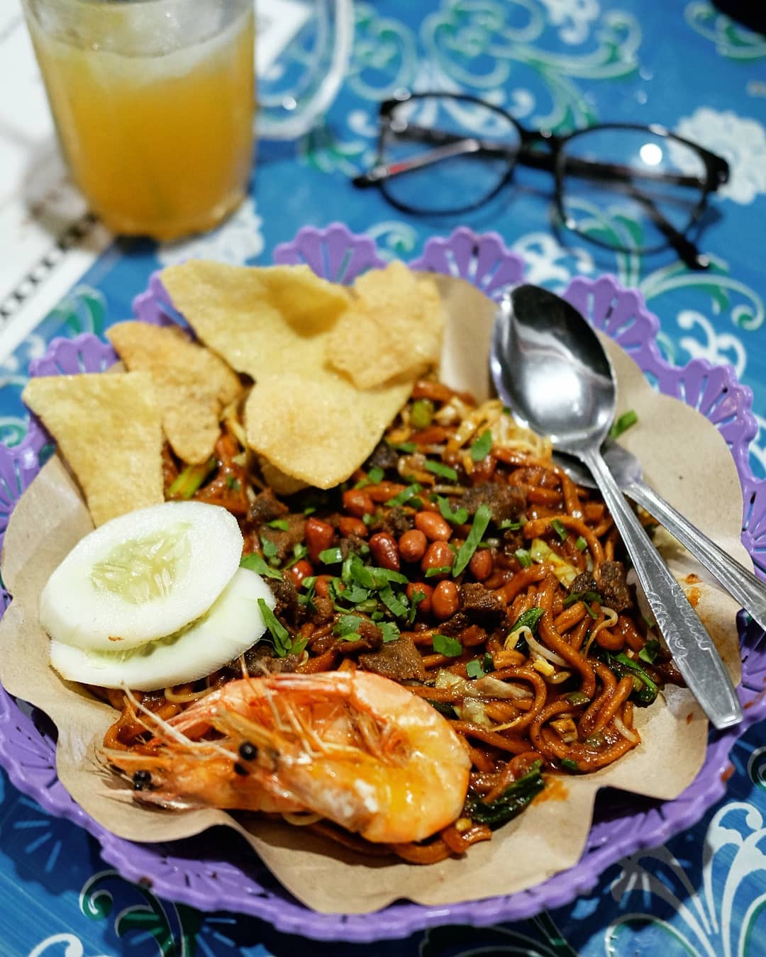 Mie Aceh, Indonesia